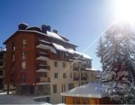 Apartments mit Panoramablick in Pamporovo