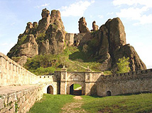 Die Belogradchik Rocks