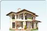 Häuser Gebiet Burgas